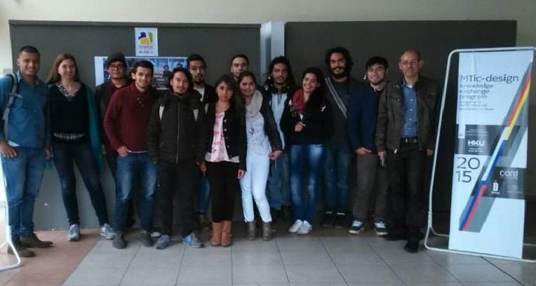 Research team Universidad de Nariño