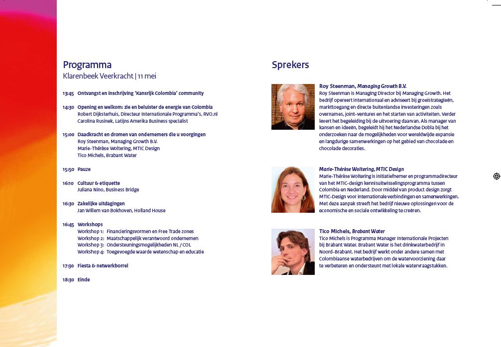 Programma Klarenbeek