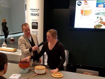 Frame's Kitchenlab at IMM LivingKitchen